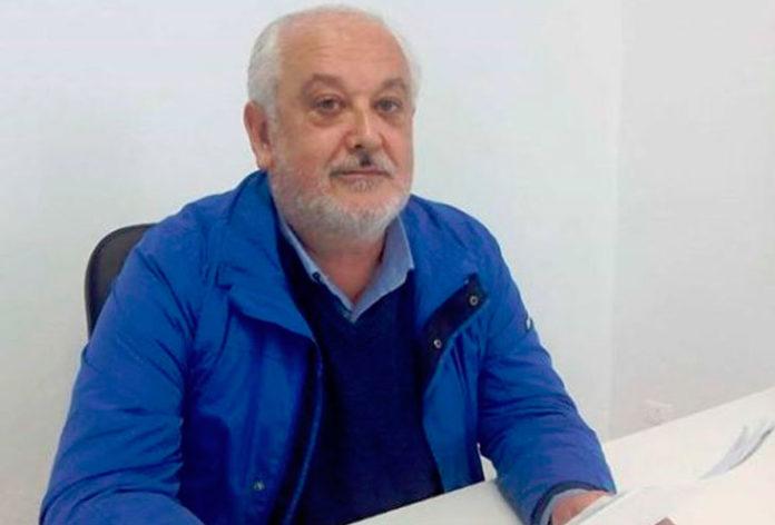 Portavoz popular en Ubrique, Manolo Toro