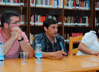 Miguel Carrero, alcalde de Puerto Serrano