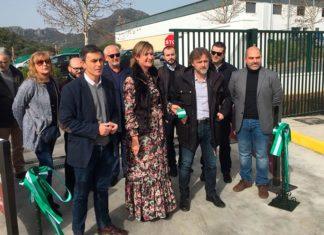 Inauguración del nuevo Punto Limpio de Ubrique