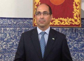 Juan Luis Morales, alcalde de Villamartín.