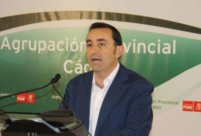 Jesús Téllez, portavoz socialista en el Ayuntamiento de Prado del Rey