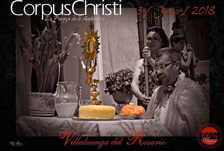 Cartel del Corpus Christi de Villaluenga