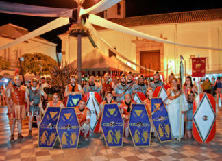 asociación 'Romanos de Ubrique'