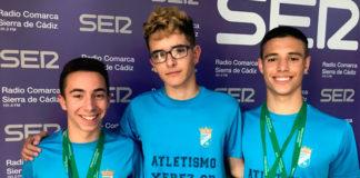 Campeonato de Andalucía de Atletismo