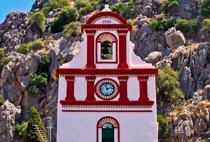 Reloj San Antonio