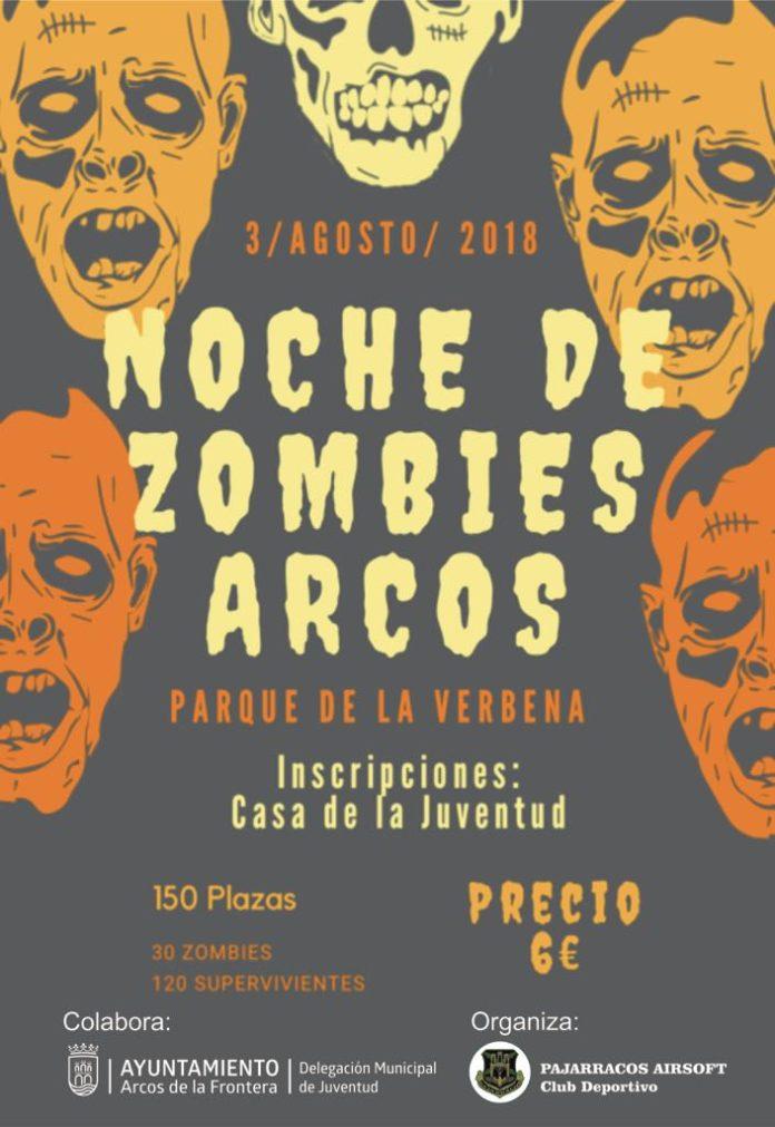 Noche de zombies Arcos