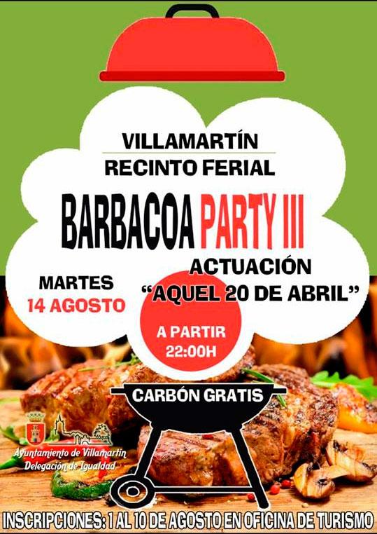 Barbacoa Party III