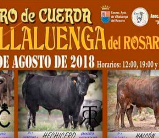 Toro de Cuerda, Villaluenga