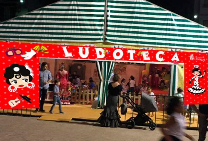 Ludoteca municipal Feria
