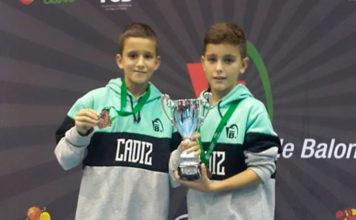 Andrés Sánchez y Darío Castro
