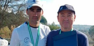 Antonio Venegas y David González