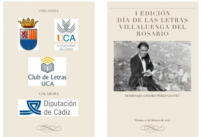 I Edición de las Letras Villaluenga del Rosario