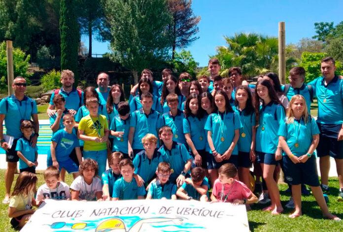 Club de Natación de Ubrique